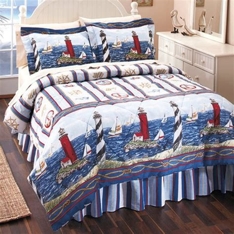 Lighthouse Comforters by Robin S Dockside Shop Quilts And Linens Page 3