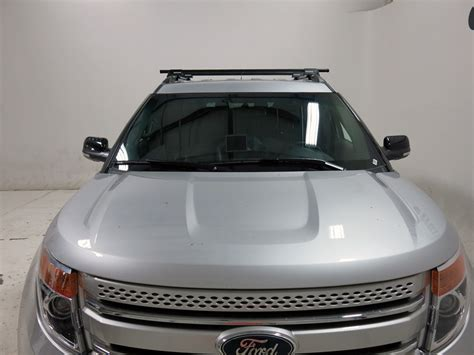 Explorer Roof Rack by Yakima Roof Rack For 2013 Ford Explorer Etrailer