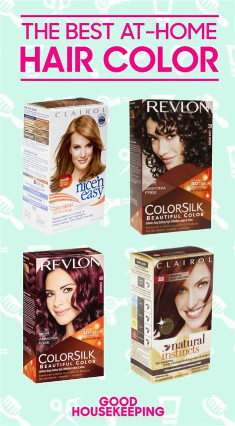 good house keeping hair color the best at home hair color when a salon is just too much