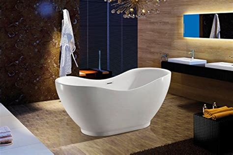 freestand bathtub akdy white freestand bathtub