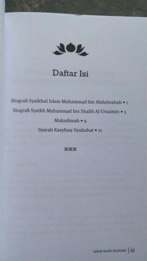 Fikih Birrul Walidain buku syarah kasyfu syubhat membantah syubhat persoalan tauhid toko muslim title
