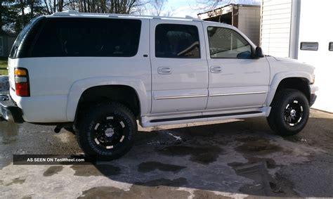 6 Door Suburban by 2004 Chevrolet Suburban 2500 Lt Sport Utility 4 Door 6 0l