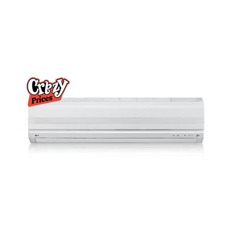 Ac Lg 1 2 Pk Jet Cool lg 1 0 ton heat cool air conditioner s126ch best price