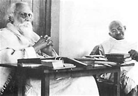 mahatma gandhi biography nobel prize tagore and his india