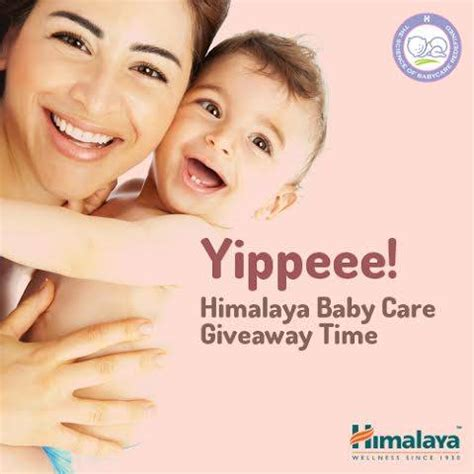 Baby Giveaways 2014 - himalaya baby care giveaway in bumps n baby facebook page