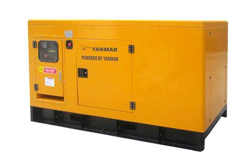 yanmar silent type diesel generator generator set dieseg