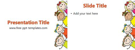 Editors Choice Free Powerpoint Templates Children S Book Powerpoint Template