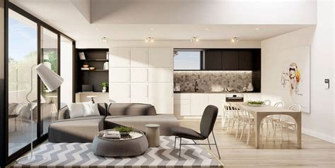 concepto abierto cocina comedor  sala