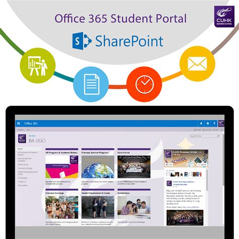 Office 365 Portal Education Cuhk Bba Jd Degree Programme