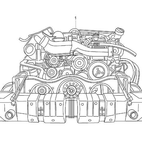 porsche 911 parts diagram porsche 996 engine cylinder diagram audi quattro engine