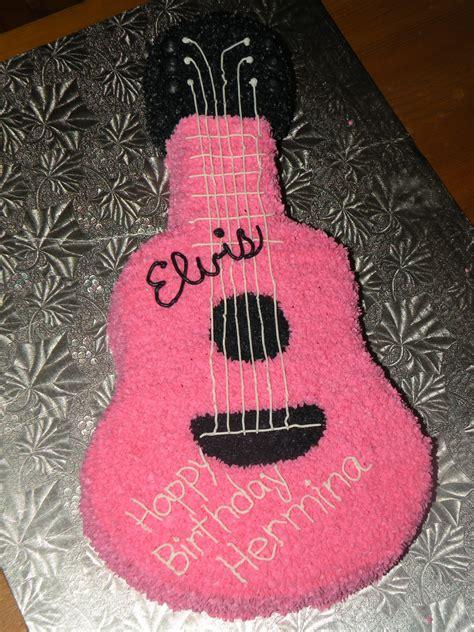Guitar Cakes De Ion  Ee  Ideas Ee   Little  Ee  Birthday Ee   Cakes