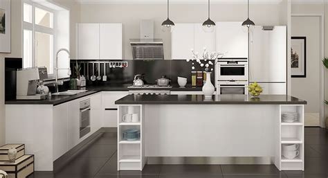 lacquer kitchen cabinets pros and cons modern open white lacquer kitchen cabinet op15 l28