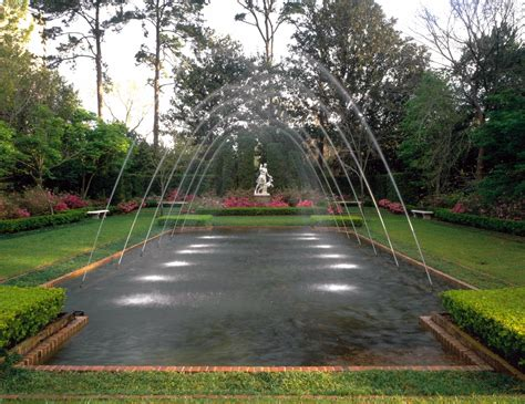 Bayou Garden by One On One With The Curator Of Bayou Bend Gardens The