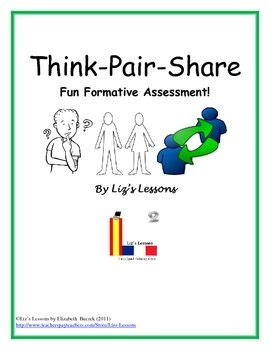 think pair template pdf 17 best images about think pair on