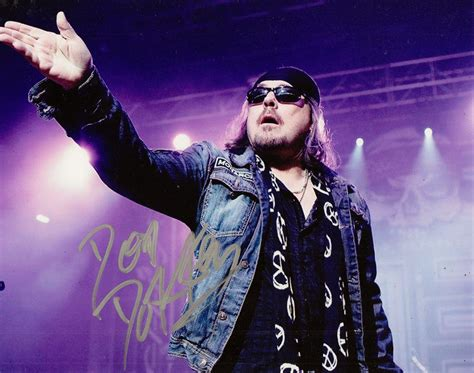 Dokken My Ashes don dokken signed 8x10 photo w coa heavy metal up from the