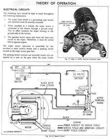 1959 corvette windshield wiper motor wiring diagram circuit diagram maker