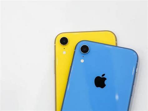 l iphone xr d apple ne se vend pas je suis all 233 en magasin pour le d 233 couvrir zdnet