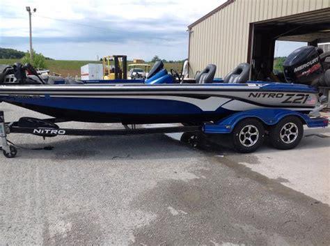 nitro boats z21 elite nitro z21 bass boats used in leitchfield ky us boattest