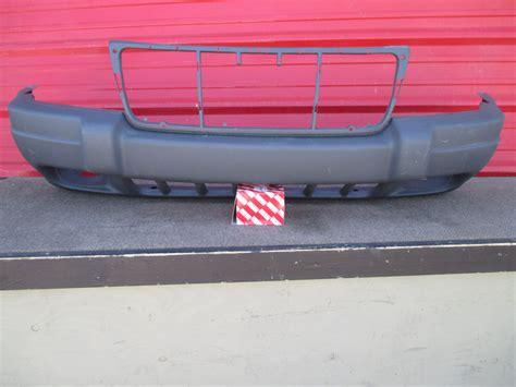 2000 Jeep Grand Bumper Jeep Grand Front Bumper Cover 1999 2000 2001 2002