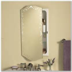 medicine cabinets with mirrors recessed oval mirror medicine cabinet recessed cabinet home