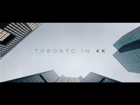 iphone 8 plus 4k cinematic footage 24 60fps in toronto
