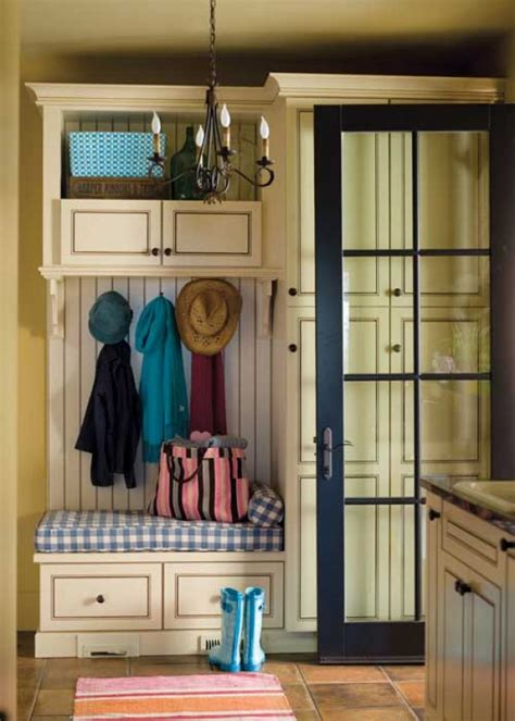 Small Mudroom Decorating Ideas How To Create A Mudroom In A Small Apartment Freshome