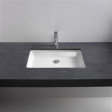 lavabo empotrado lavabos empotrados duravit materiales para la