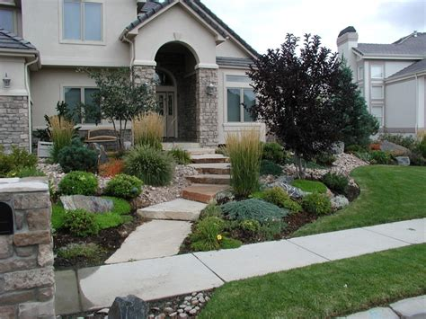 landscape curb appeal interesting front landscape curb appeal