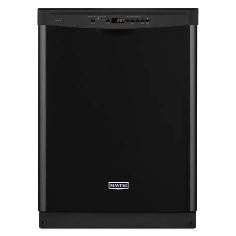 dishwasher home maytag 24 in front control built in tall tub dishwasher