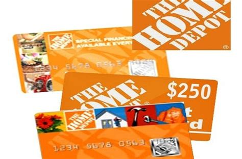 home depot consumer credit card gives you advantages