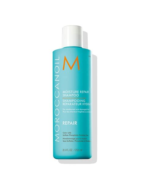 8 Products To Fix Your Figure by Moisture Repair Shoo Hair Treatment Moroccanoil
