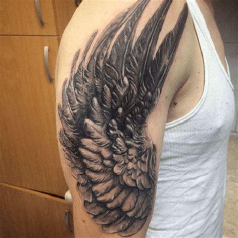 Tatouage Ailes Prenez Votre Envol Tattoome Le