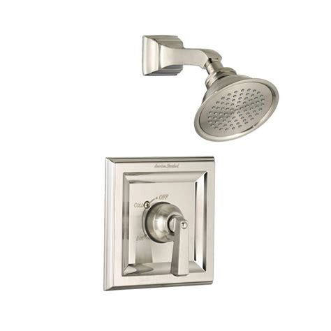 American Standard Shower Fixtures by American Standard Town Square 1 Handle Tub And Shower
