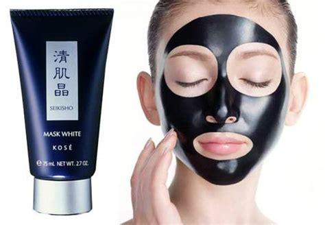 Notes On Seikisho Mask White by Orangina Review Kose Seikisho Whitening Mask