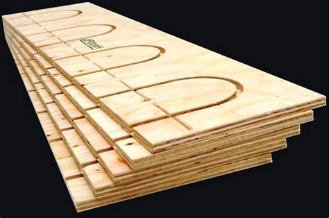 Best Hydronic Radiant Floor Heating System