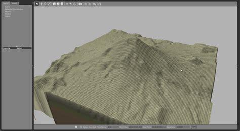 gazebo world no 3 3 環境をつくろう digital elevation models 編 九州工業大学 cir