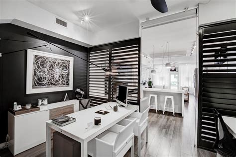 white home office 21 black and white home office designs decorating ideas