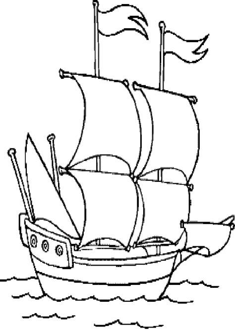imagenes para colorear barco mar dibujos para colorear