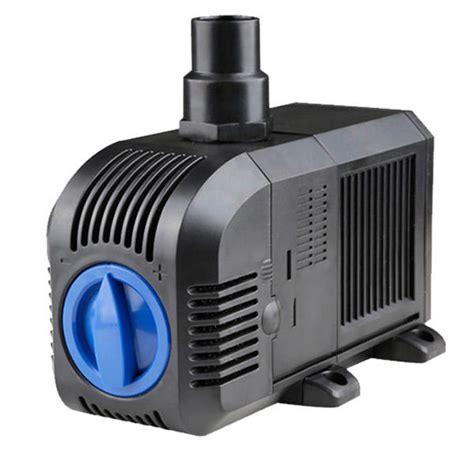 Pompa Aquarium Ac pompe aquarium 240v ac 100w micro electrique 6000l h