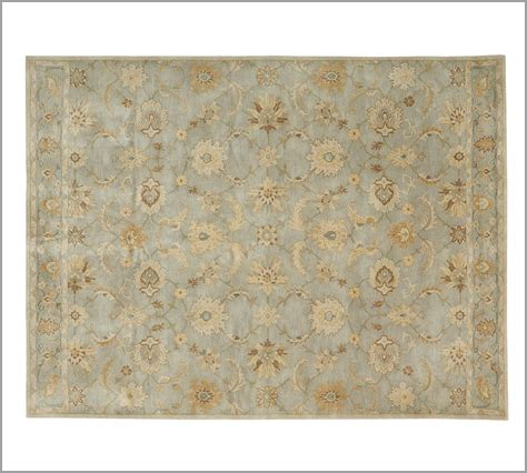 Sale Brand New Pottery Barn Gabrielle Persian Style Woolen Pottery Barn Area Rugs