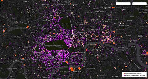 london buy house london map of property owned by foreigners business insider