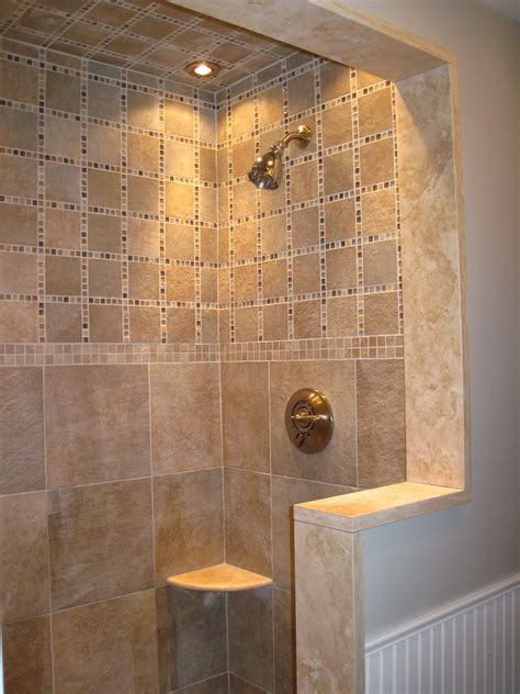 tile bathroom shower pictures 29 magnificent pictures and ideas italian bathroom floor tiles