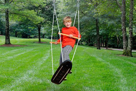 skateboard swing skateboard swing for playsets