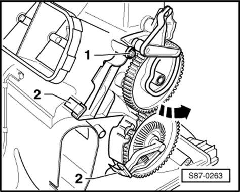 skoda fabia heater blower resistor removal skoda workshop manuals gt fabia mk1 gt heating air conditioning gt heating air conditioning