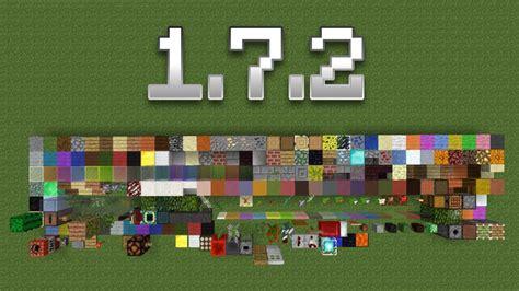 descargar minecraft 1 7 2 pocos requisitos pc