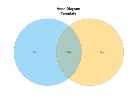 90 Venn Diagram Template Powerpoint Sle Venn Diagram Venn Diagram Powerpoint Template