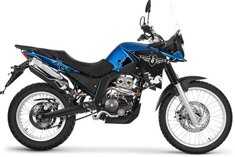 K Sport Motorrad 125 Ccm by Zxa 125 Adventure