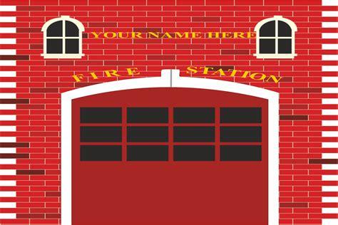 fireman sam wall mural station engine fireman sam wall stickers mural decal