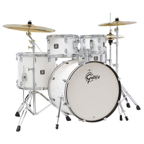 imagenes baterias musicales dw gretsch energy drum set w hardware and cymbals 22 quot bass