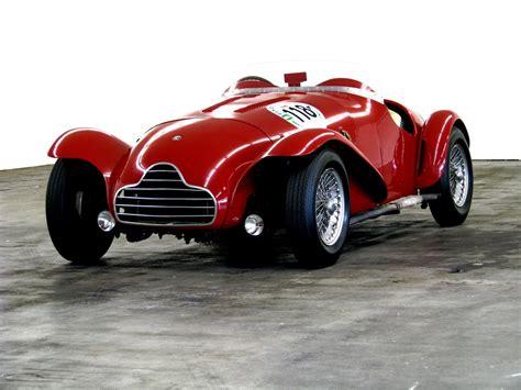 vintage alfa romeo 6c alfa romeo 6c 2500 ss barchetta competizione 1949 ok